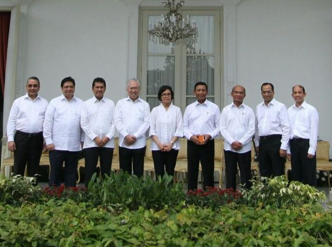 9 menteri baru