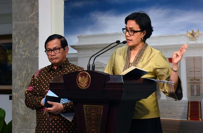 Sri Mulyani Pertegas Resiko Pertumbuhan Ekonomi 2017 dan Solusinya