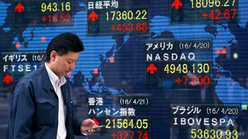 Bursa Asia Pasifik Diperkirakan Akan Melemah Pada Akhir Pekan Ini, KTT G20 Akan Dibuka Di Hangzhou