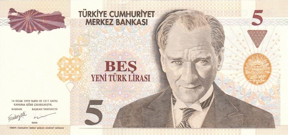 lirası in euro